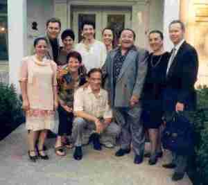 International Argentine Tango Congress teachers