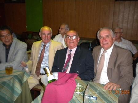 Adolfo, Antonio, Julio & Gregorio