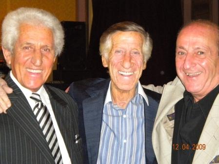 Jorge Garcia, Ernesto Garcia, Miguel Angel Balbi