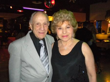 Roberto y Olga