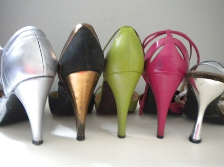 my tango shoes