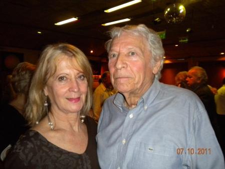 Lucia Zembo y Arnaldo Koller in Lo de Celia Tango Club