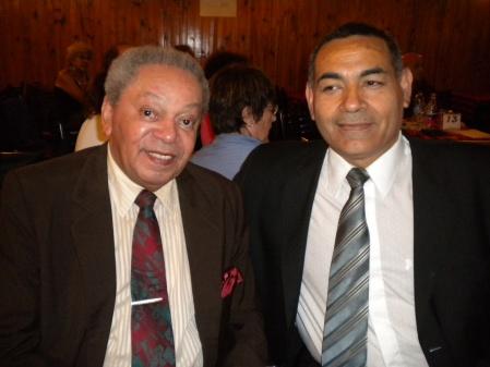 Carlos Alberto Anzuate  - Ricardo Gimenez en Salon El Pial