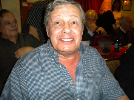 Hugo Lagos en Lo de Celia Tango Club