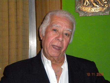 Rogelio Heredia en Lo de Celia Tango Club