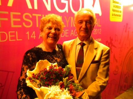 Olga Azucena Albasetti y Francisco Allo