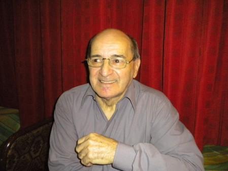 Francisco Gysel in Lo de Celia - photo by Jantango