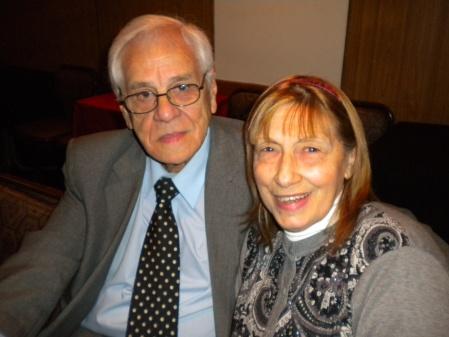Sergio Bertoni y Matilde