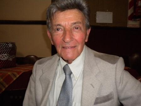 Oscar Steinmetz at El Arranque