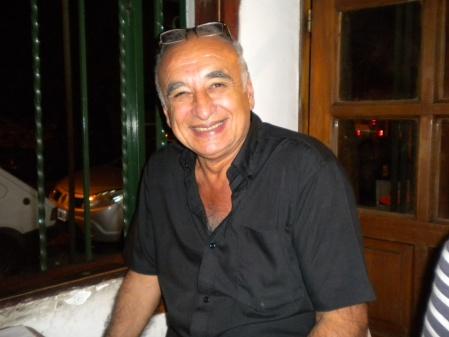 Roberto Aguierre, writer
