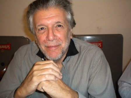 Carlos Medrano, writer