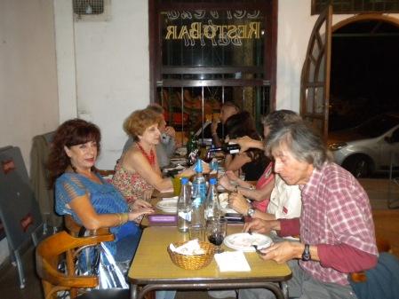 BA Tango group