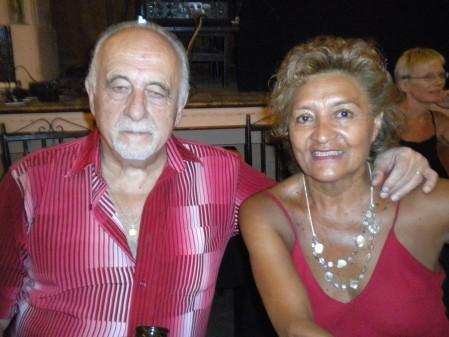 Hector Brea y Maria Eugenia Roldan