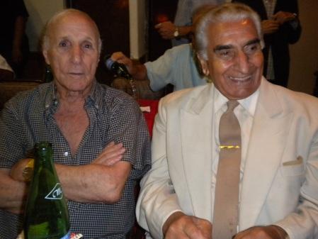 Ismael Heljalil - Juan Topalian in Lo de Celia (Feb 25, 2013)