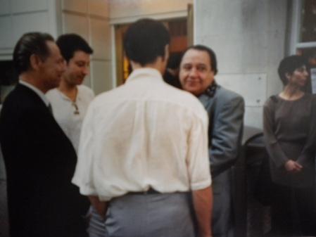 Ike Danel, Miguel Angel Zotto, Juan Carlos Copes, Pepito