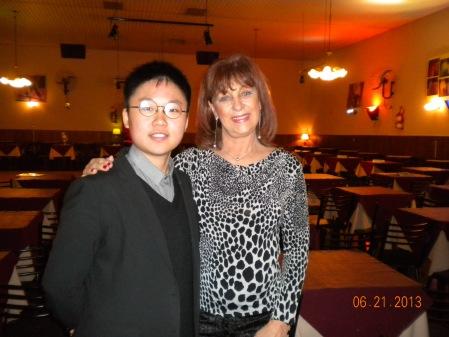 DSCN5105 Jamie Lin & Elsa Amodio (Plaza Bohemia