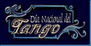 Dia Nacional del Tango