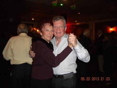 John in Lo de Celia Tango Club