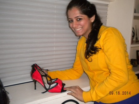 Tango shoes from Juan Perez Feria Americana in BA