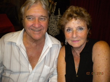 Carlos Alcon & Diana Ukaski