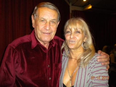Juan Carlos Pontorielo y Alicia