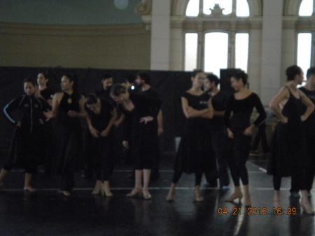 DSCN8404 Ballet Folklorico Nacional rehearsal